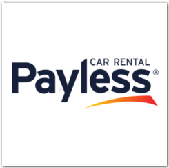 Payless car rental coupon, get 10% off